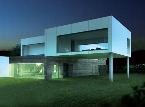 Resumen de edificaciones prefabricadas y o modulares y o for Casas modulares galicia