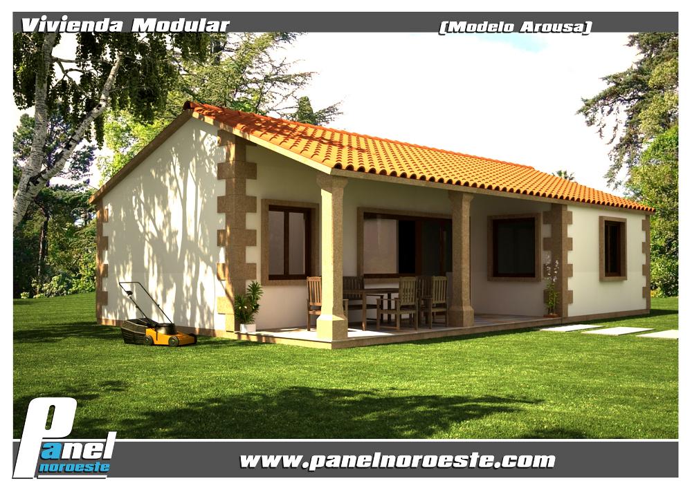 Resumen de edificaciones prefabricadas y o modulares y o - Casa prefabricadas galicia ...