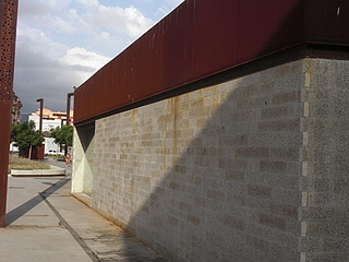 La letra peque a del acero corten blog eraikal for Acero corten perforado oxidado